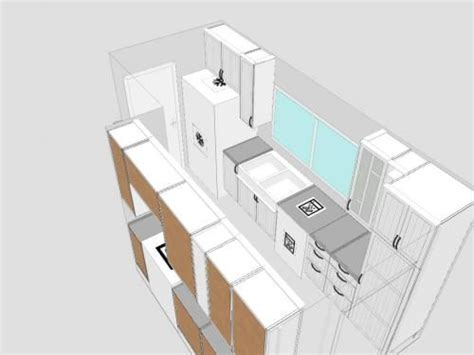 small galley kitchen design layouts 25 best ideas about galley kitchen layouts on pinterest