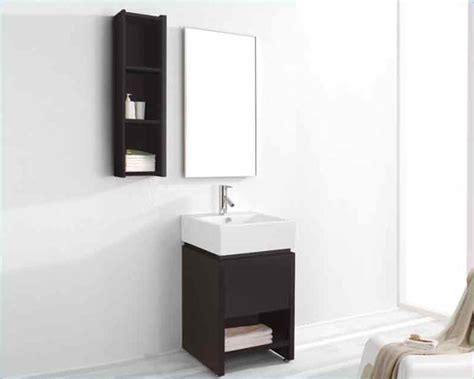 20 In Bathroom Vanity Virtu Usa 20 Quot Bathroom Vanity Set Curtice In Espresso Vu Es 2020 C Es