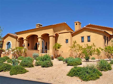 spanish style ranch homes bloombety spanish style ranch homes with desert spanish