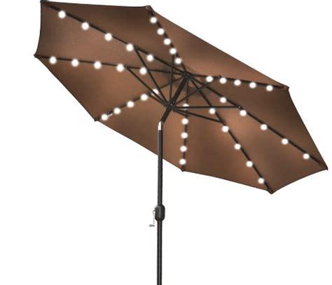 strong solar lights umbrella stand patio umbrella strong camel 9 new solar