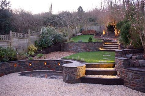 a life designing how to design a sloping garden sloping garden design inspiration gardenlife blog