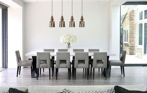 Dining Room: large dining room table seats for modern