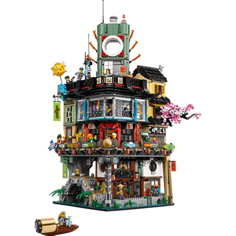 City Set lego ninjago city set 70620 brick owl lego marketplace