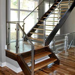 elegant iron studios custom ornamental metalwork modern railing  stairs stainless steel