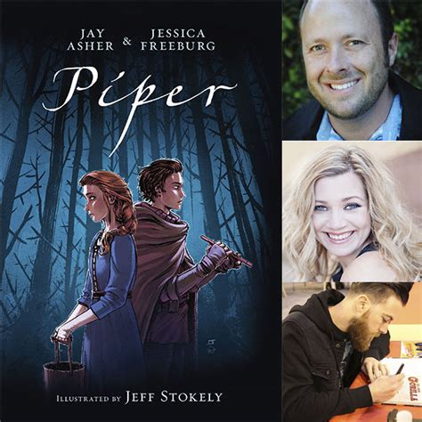 Piper Graphic Novel Asher Freeburg Jeff asher tells why the thirteen reasons why anniversary edition contains the book s original