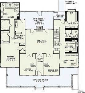 Accessible House Plans by Southern Home With Handicapped Accessible Feature 5913nd
