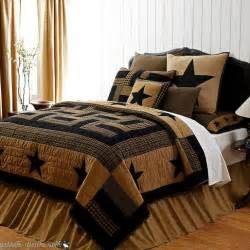 Arabian themed comforter sets bag rustic country black western star twin queen cal king cotton