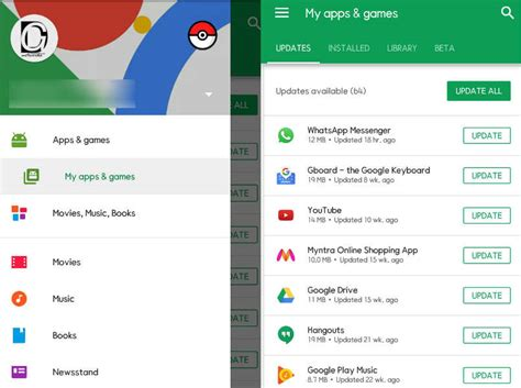 When Will Play Store Update Play Store Update Makes It Easier For You To Manage