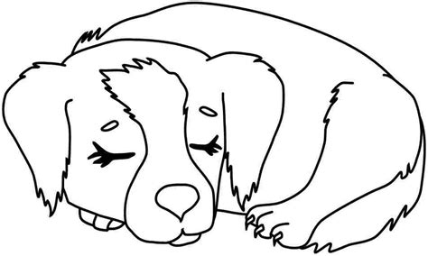 Animal Dogs Colouring Sheets Free Printable For