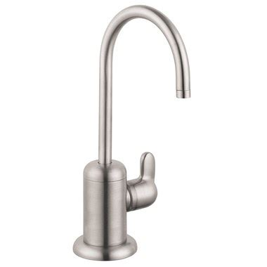 hansgrohe allegro kitchen faucet hansgrohe 04300800 allegro e beverage faucet