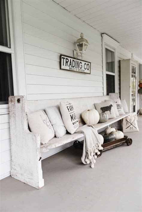 Vintage Style Kitchen Canisters by Fall Church Pew On The Porch