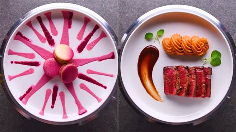 plate like a pro with these and easy dinner plating tricks food hacks by so