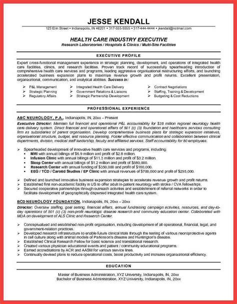 Resume Objective Exles Field Resume Template Healthcare Memo Exle