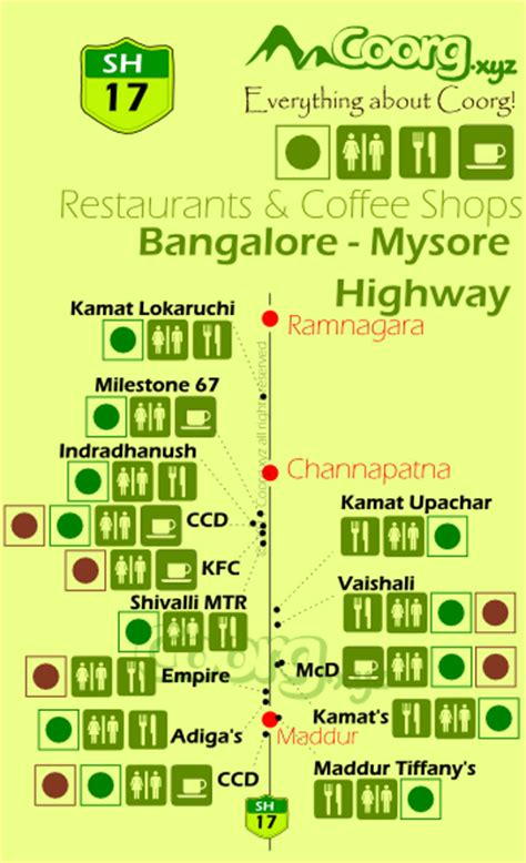 Mysore Mba Correspondence In Bangalore by 23 Places To Eat On The Way To Coorg Road