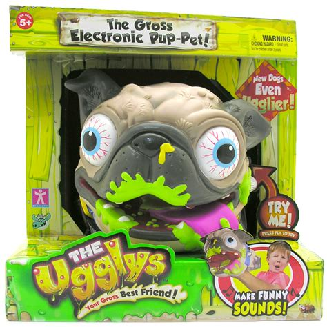 ugglys pug electronic pet the ugglys electronic pet pug
