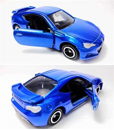 Tomica Reg 120 Subaru Brz 1 xe 244 t 244 m 244 h 236 nh tomica subaru brz 120