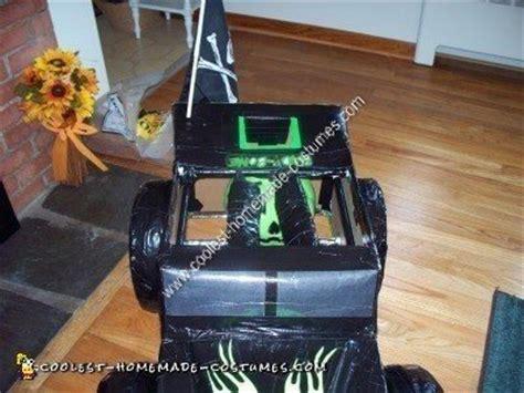 grave digger monster truck halloween costume coolest homemade grave digger monster truck halloween costume