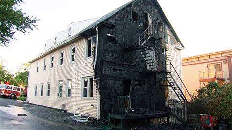 rooming house boston several rescued from quincy rooming house 171 cbs boston