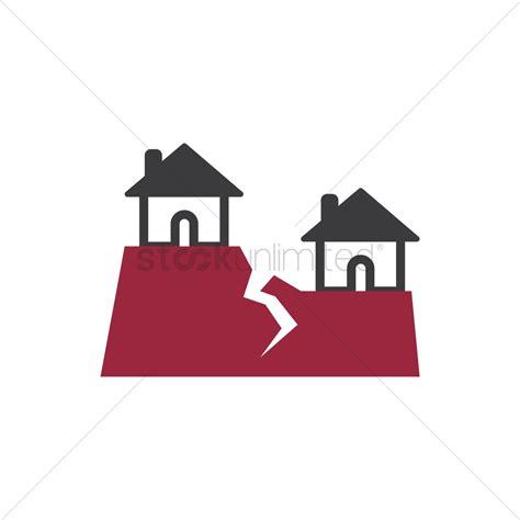 earthquake vector earthquake vector image 2000114 stockunlimited