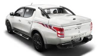 Mitsubishi Triton Mitsubishi Triton Edition Launched Malaysia