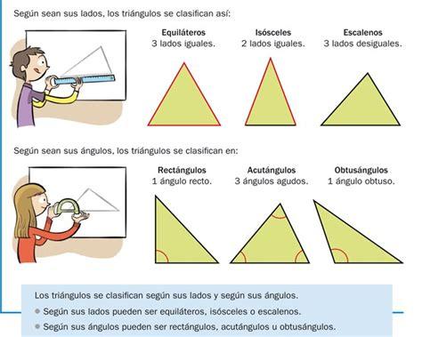 figuras geometricas angulos cuerpos y figuras geometricas triangulos y cuadrilateros