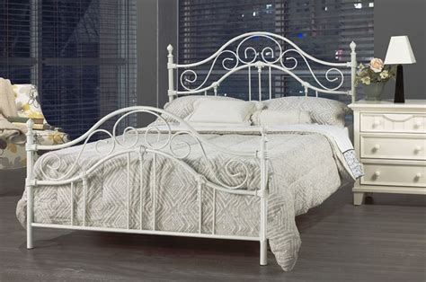white wrought iron headboard queen bella white wrought iron queen bed frame contemporary