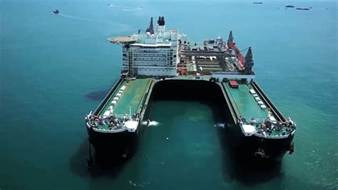 biggest sea vessel in the world here are all of the world s biggest ships at sea