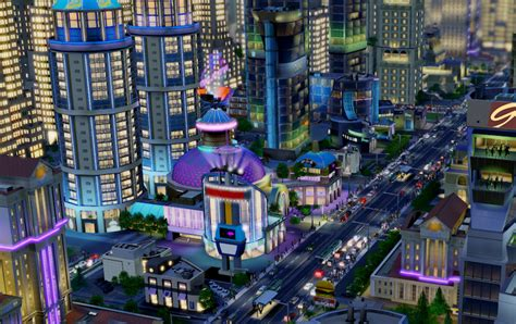mod game simcity just outed nsa surveillance site is also a simcity mod