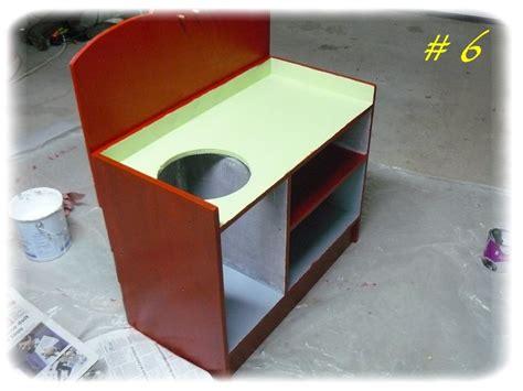 fabriquer une cuisine pour enfant fabriquer une cuisine en bois pour enfant