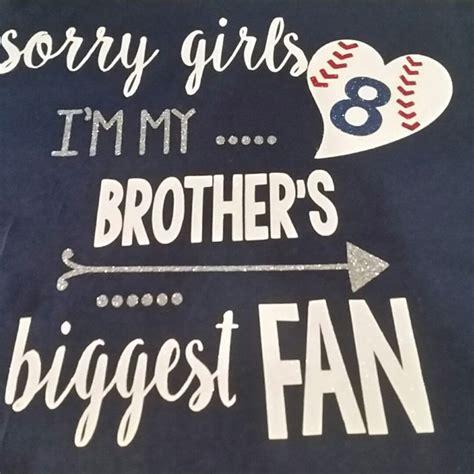 baseball fan t shirts baseball sister shirt little sister shirt baseball