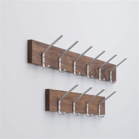 Furniture Wall Mounted Coat Rack For Your Bedroom Decor Wall Hooks For Room