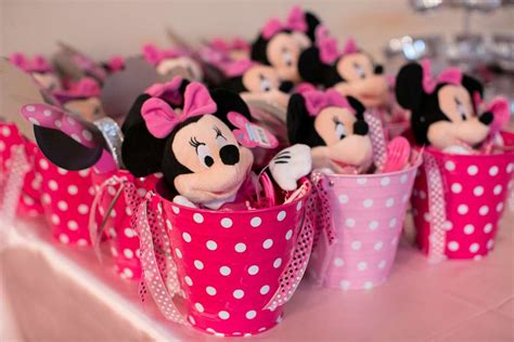 Minnie Mouse St Birthday Decorations by How To Prepare Minnie Mouse Birthday Margusriga
