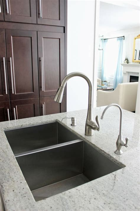 kitchen faucets for granite countertops moen s arbor one handle kitchen faucet dark maple kitchen