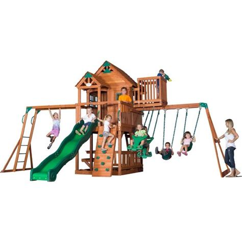 Backyard Discovery 2 N 1 Safety Swing 10 Unique Garden Swing Sets Reviewed 2018 Planted Well