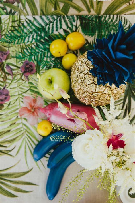 lade deco motivos tropicales los mejores detalles deco de bodas