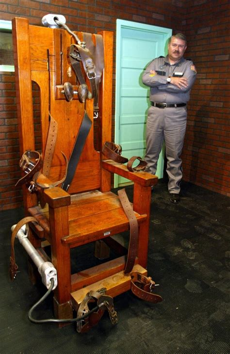 Electric Chair Execution Pics by Allen Davis Junglekey Fr Image 100