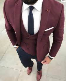 colored suits best 25 maroon suit ideas on burgundy suit