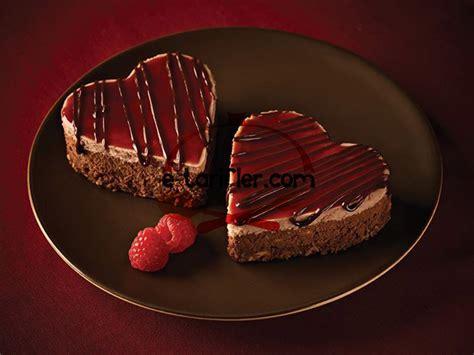pasta kalp pasta alayan pasta kakaolu pasta ya pasta szleri ya kalp şeklinde yaş pasta tarifi