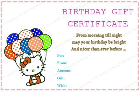simple gift certificate template simple gift certificate template for