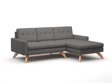 90 inch sofa with chaise 90 sofa dante upholstered 90 sofa with reversible chaise