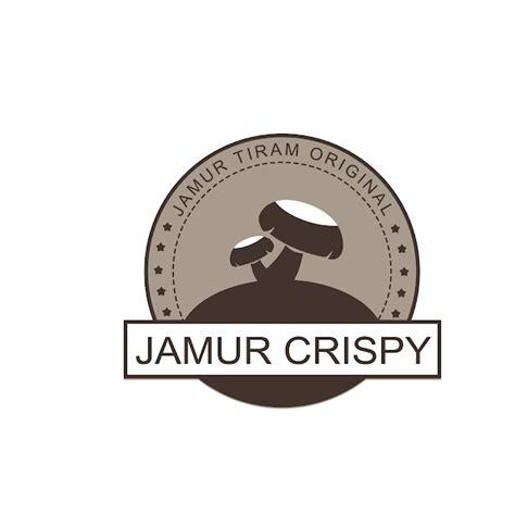 Desain Kemasan Jamur Crispy | desain kemasan produk jamur tiram 2 graastudio