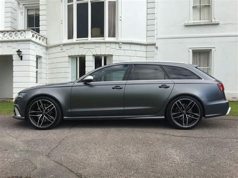 Audi Rs6 Used by Used 2016 Audi Rs6 Rs6 Avant Tfsi V8 Quattro For Sale In