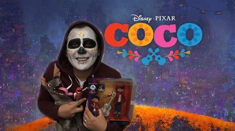 coco disney review disney pixar coco miguel singing doll review en espa 241 ol