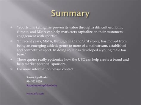 Sponsorship Proposal Fighter Sponsorship Template