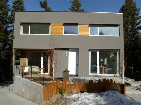 Cost Effective Home Building A Design And Construction Handbook 패시브하우스 사례 Inhabitat Passive House 125 Haus Is Utah S