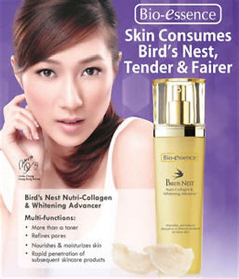 Bio Essence Nutri Collagen bio essence bird s nest nutri collagen whitening