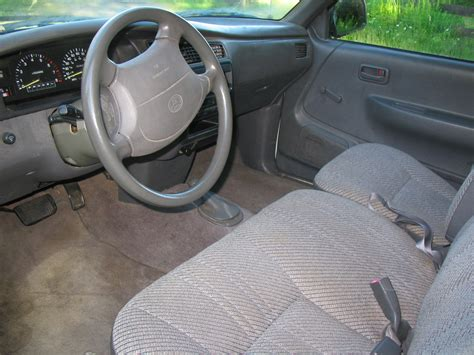 Toyota T100 Interior by Car Picker Toyota T100 Interior Images