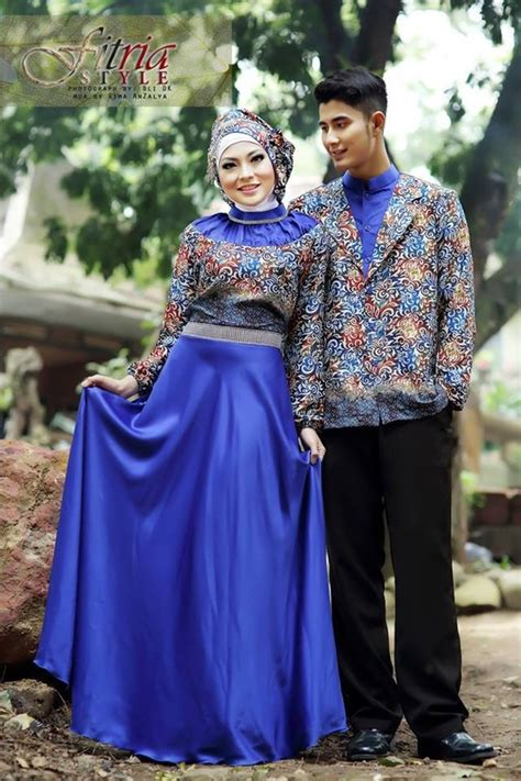 Sarimbit Dress Syafira Biru Tosca by Category Sarimbit Gamis Pesta Gamis Pesta Terbaru