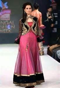 dress dresses designs pakifashion long frock with koti style dressess pinterest