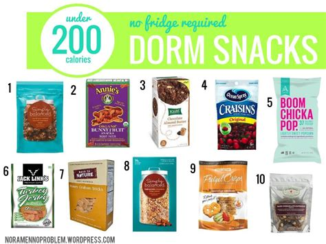 Room Meals by Healthy Snack Ideas No Fridge Required No Ramen No Problem